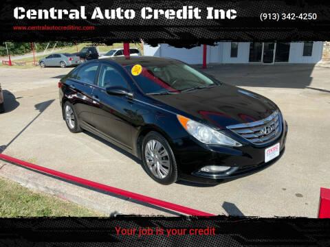 2012 Hyundai Sonata for sale at Central Auto Credit Inc in Kansas City KS