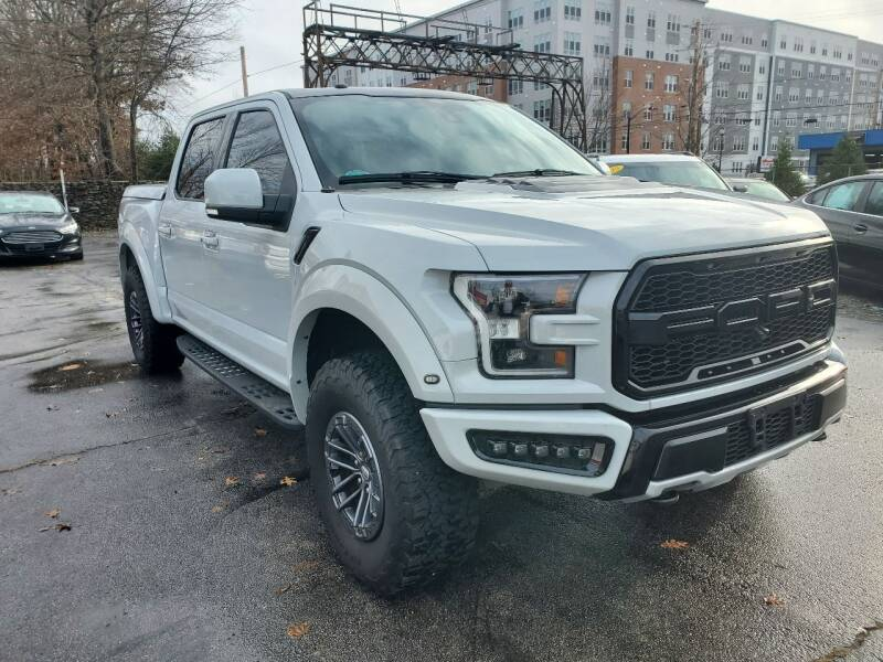 2017 Ford F-150 for sale at Mass Auto Exchange in Framingham MA
