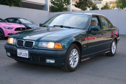 1998 BMW 3 Series for sale at Sports Plus Motor Group LLC in Sunnyvale CA