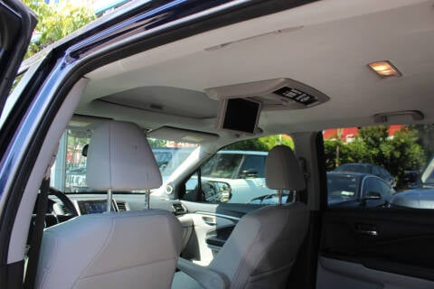 2017 Honda Pilot for sale at MIKEY AUTO INC in Hollis NY