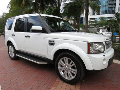 2011 Land Rover LR4 for sale at Choice Auto in Fort Lauderdale FL