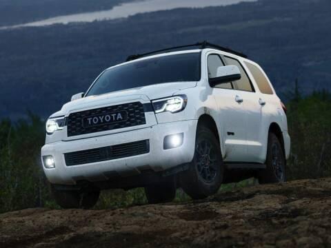 2022 Toyota Sequoia for sale at PHIL SMITH AUTOMOTIVE GROUP - Toyota Kia of Vero Beach in Vero Beach FL