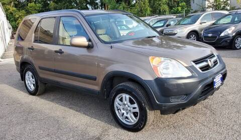 2003 Honda CR-V for sale at Nile Auto in Columbus OH