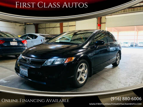 2006 Honda Civic for sale at Car Source Center in West Sacramento CA