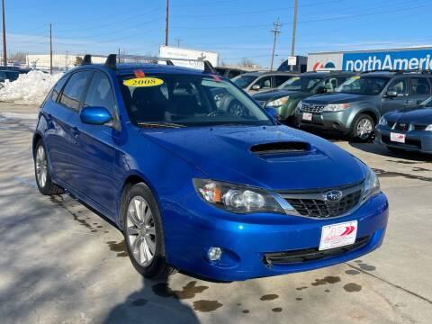 2008 Subaru Impreza for sale at AP Auto Brokers in Longmont CO