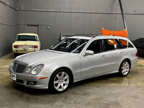 2008 Mercedes-Benz E-Class for sale at EA Motorgroup in Austin TX
