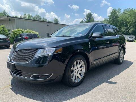 2014 Lincoln MKT Town Car for sale at Mike's Motor Group in Tyngsboro MA