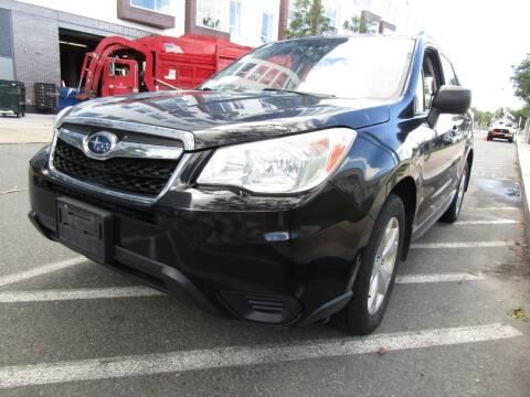 2015 Subaru Forester for sale at Boston Auto Sales in Brighton MA