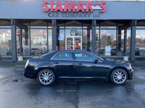 2014 Chrysler 300 for sale at Siamak's Car Company llc in Salem OR