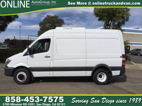 2016 Freightliner Sprinter Cargo for sale at Online Auto Group Inc in San Diego CA