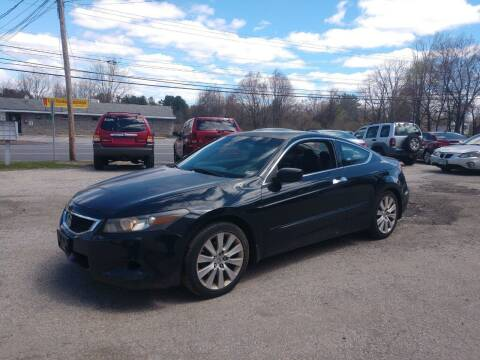 2008 Honda Accord for sale at E & K Automotive in Derry NH