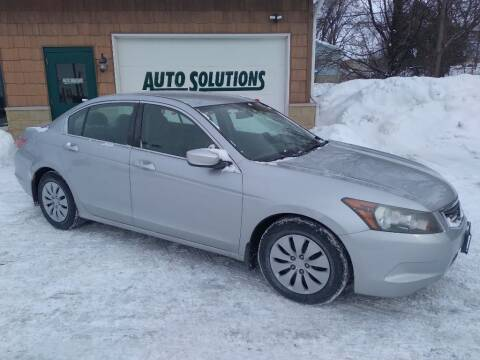 2010 Honda Accord for sale at Auto Solutions of Rockford in Rockford IL