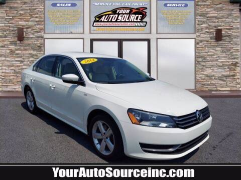 2014 Volkswagen Passat for sale at Your Auto Source in York PA