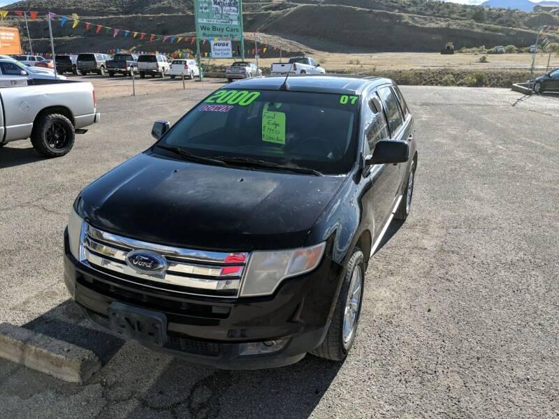 2007 Ford Edge for sale at Hilltop Motors in Globe AZ