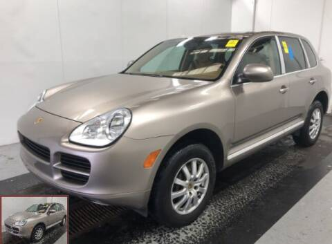2006 Porsche Cayenne for sale at Bluesky Auto in Bound Brook NJ