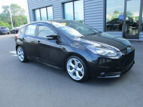 2013 Ford Focus for sale at MC FARLAND FORD in Exeter NH