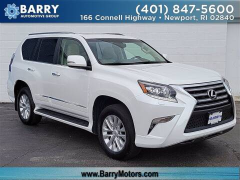 2018 Lexus GX 460 for sale at BARRYS Auto Group Inc in Newport RI