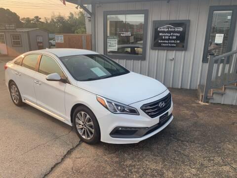 2015 Hyundai Sonata for sale at Rutledge Auto Group in Palestine TX