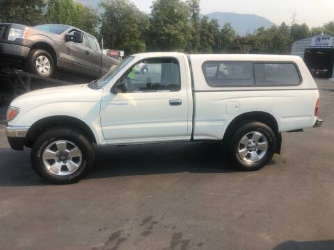 1996 Toyota Tacoma for sale at 3 BOYS CLASSIC TOWING and Auto Sales in Grants Pass OR