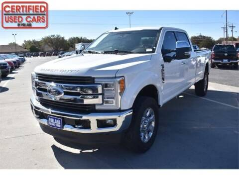 2019 Ford F-350 Super Duty for sale at South Plains Autoplex by RANDY BUCHANAN in Lubbock TX