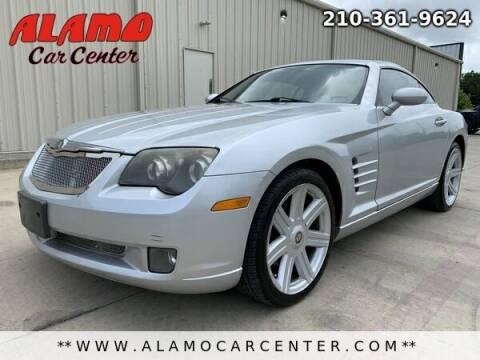 2007 Chrysler Crossfire for sale at Alamo Car Center in San Antonio TX
