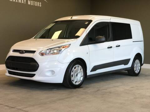 2015 Ford Transit Connect Cargo for sale at Unix Auto Trade in Sleepy Hollow IL