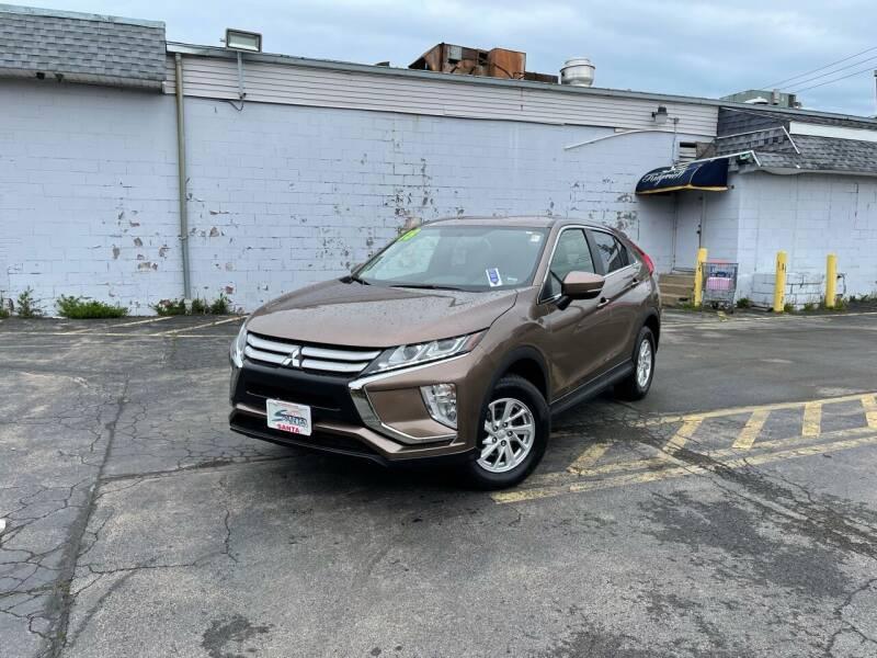2018 Mitsubishi Eclipse Cross for sale at Santa Motors Inc in Rochester NY