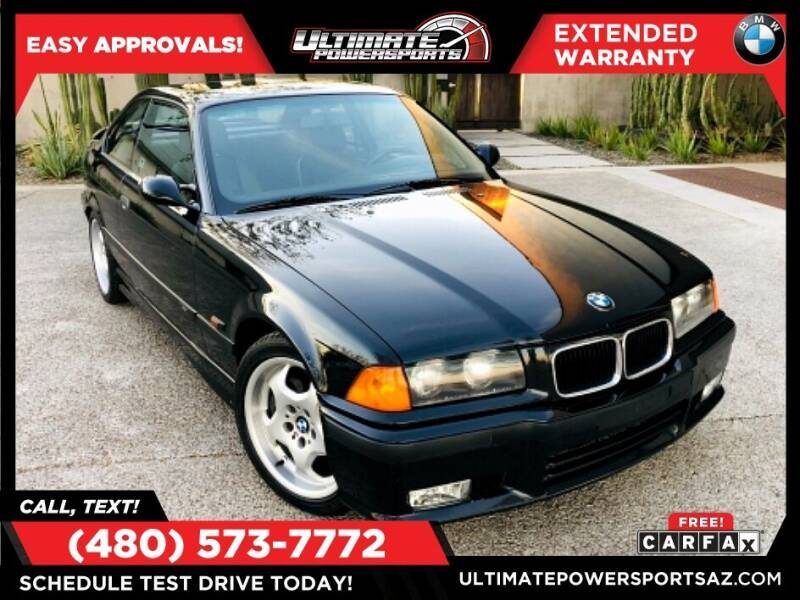 1996 BMW M3 for sale in Scottsdale, AZ