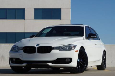 2013 BMW 3 Series for sale at JD MOTORS in Austin TX