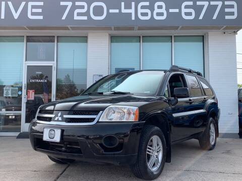 2008 Mitsubishi Endeavor for sale at Shift Automotive in Denver CO