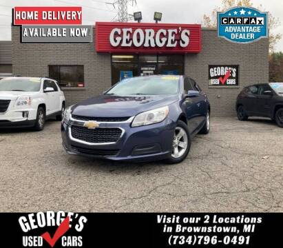 2014 Chevrolet Malibu for sale at George's Used Cars - Telegraph in Brownstown MI