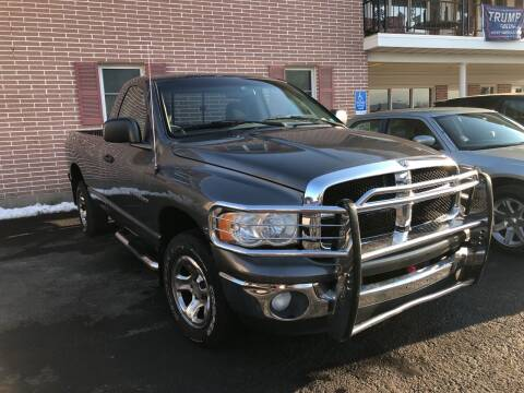 2004 Dodge Ram Pickup 1500 for sale at Rine's Auto Sales in Mifflinburg PA