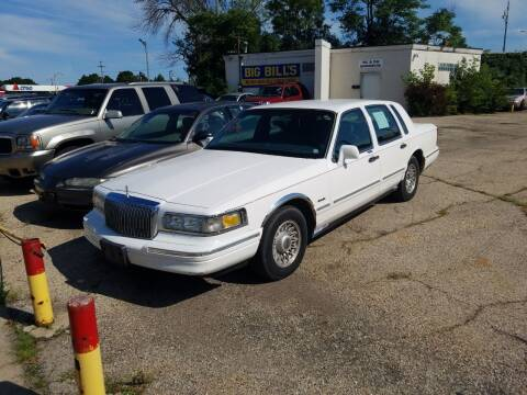 1997 Lincoln Town Car for sale at Big Bills in Milwaukee WI