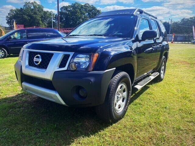 2012 Nissan Xterra for sale at Cutiva Cars in Gastonia NC