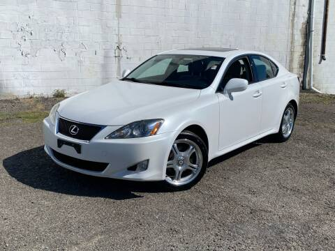 2008 Lexus IS 250 for sale at JMAC IMPORT AND EXPORT STORAGE WAREHOUSE in Bloomfield NJ