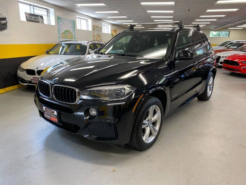 2018 BMW X5 for sale at Newton Automotive and Sales in Newton MA