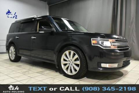 2014 Ford Flex for sale at AUTO HOLDING in Hillside NJ
