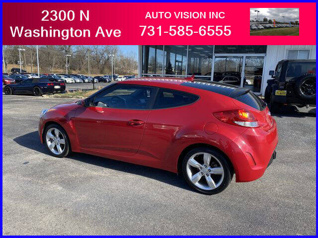 2015 Hyundai Veloster for sale at Auto Vision Inc. in Brownsville TN