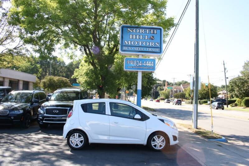 2014 Chevrolet Spark for sale at North Hills Motors in Raleigh NC