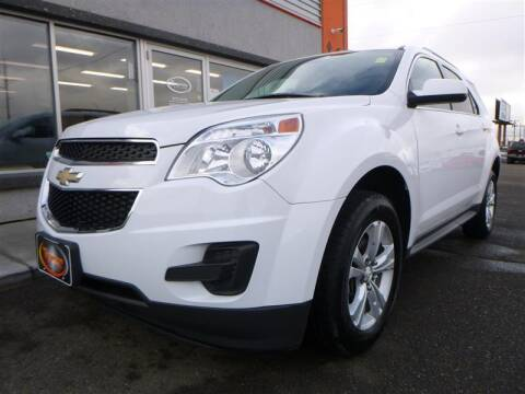 2015 Chevrolet Equinox for sale at Torgerson Auto Center in Bismarck ND