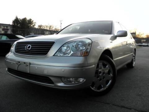 2003 Lexus LS 430 for sale at DMV Auto Group in Falls Church VA