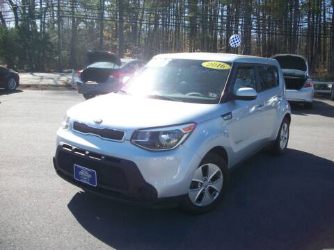 2016 Kia Soul for sale at Auto Images Auto Sales LLC in Rochester NH