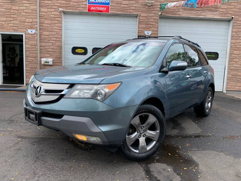 2007 Acura MDX for sale at West Haven Auto Sales in West Haven CT