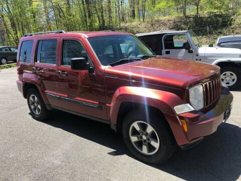 2008 Jeep Liberty for sale at 22nd ST Motors in Quakertown PA