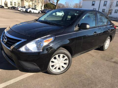 2015 Nissan Versa for sale at Your Car Source in Kenosha WI