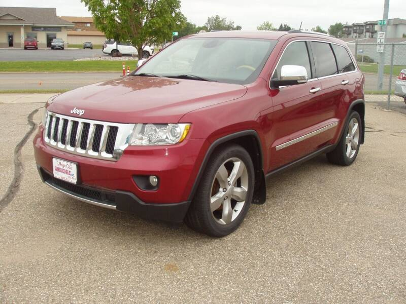 2012 Jeep Grand Cherokee for sale at Magic City Wholesale in Minot ND