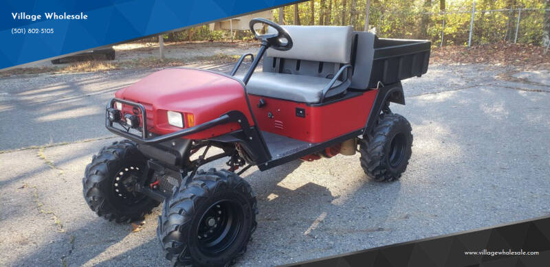 2010 Ez Go Golf Cart Mpt 1200   for sale at Village Wholesale in Hot Springs Village AR