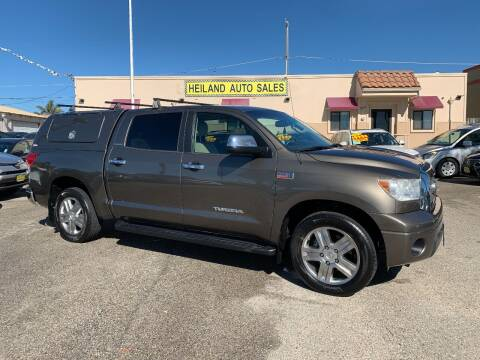 2008 Toyota Tundra for sale at HEILAND AUTO SALES in Oceano CA