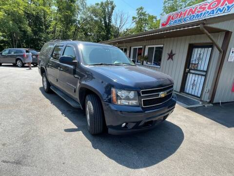 2009 Chevrolet Suburban for sale at Johnson Car Company llc in Crown Point IN