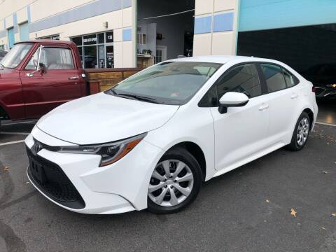 2020 Toyota Corolla for sale at Best Auto Group in Chantilly VA